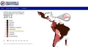 CNC presenta plataforma refleja índice competitividad internacional de RD