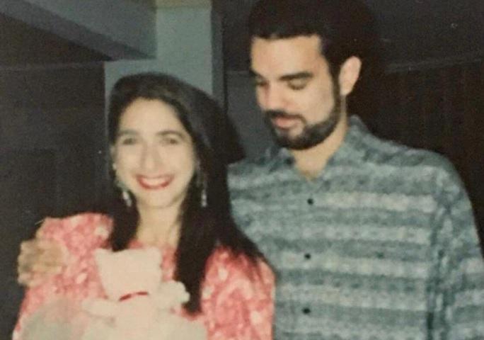 El Presidente envía conmovedor a su esposa Raquel, por su cumpleaños