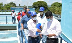 S.J, DE LA MAGUANA: INAPA inicia trabajos mejorar servicio agua potable