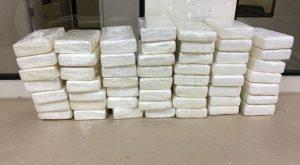 PUERTO RICO: Confiscan 79 kilos de cocaína y arrestan a 3 dominicanos