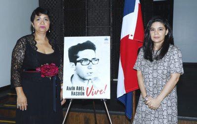 Comisionado Dominicano de Cultura en EU recuerda a Amín Abel Hasbún