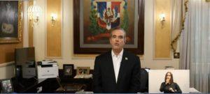 Abinader dice indagan si el pasado Gobierno malgastó dinero del pueblo