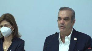 Abinader advierte Gobierno «no es botín político»; pide calma al PRM