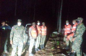 BARAHONA: Controlan incendio que afectaba área de Sierra de Bahoruco