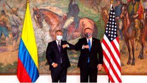 Venezuela necesita transición hacia la democracia, dicen Pompeo y Duque