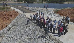 DAJABON: INDRHI anuncia licitación para trabajos en la presa La Piña