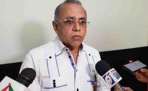 Plutarco Arias, ministro Salud Pública dominicano,  da positivo a COVID-19