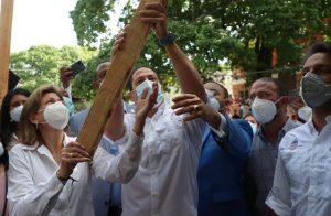 SDE: Vicepresidenta deja iniciado el Plan «Dominicana se Reconstruye»