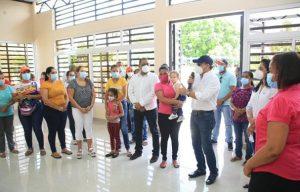 SANTIAGO: Alcaldía inaugura Centro Capacitación en La Tuna, Bella Vista