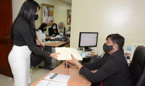 En 5 días más de 150 aspirantes a la JCE han depositado sus documentos