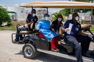 Más de seis mil 300 personas se recuperaron de Covid-19 en Haití