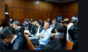 Reanudan hoy en Rep. Dominicana el  juicio a implicados en caso Odebrecht