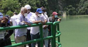SAN CRISTOBAL: EGEHID anuncia plan recuperación agua presa de Aguacate