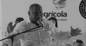 Danilo Medina lamenta muerte dirigente del agro Polín Germosén
