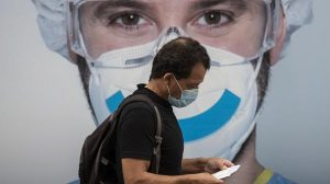 Europa está atenazada por la segunda ola de la pandemia del COVID-19