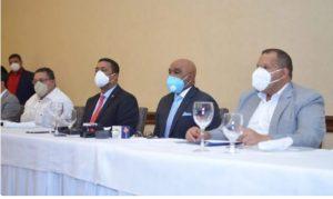 Anuncian acuerdo de cooperación para rehabilitación de áreas públicas