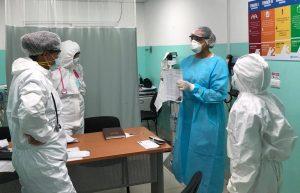 Reportan 4 muertes por COVID-19 en últimas 24 horas y 309 casos nuevos