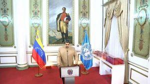 VENEZUELA: Maduro se presenta como víctima tras informe en la ONU