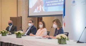 UNICEF presenta en R. Dominicana plan contra la desnutrición aguda