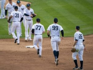 Margot conecta jonrón; Yankees, Rays, Astros y Chicago ganan en playoffs