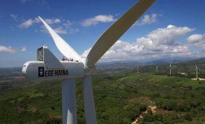EGE Haina reconocida por contribuir a la reducción de la huella ambiental