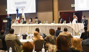 DGII celebra primer encuentro con administradores locales y Ley 46-20