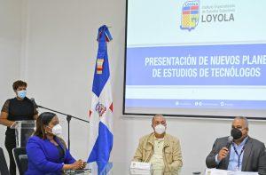 SAN CRISTOBAL: Loyola presenta nuevos planes formación tecnólogos