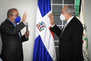 Posesionan a José García Ramírez dirección de Consejo Envejecientes