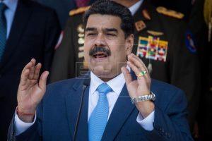 Maduro acusa a Pompeo de llamar región «a guerra contra Venezuela»