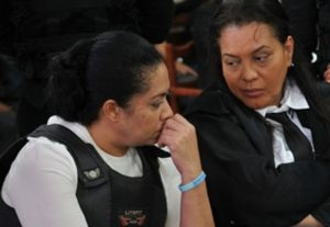 SFM: Tribunal pospone para el martes fallo pedido libertad Marlyn Martínez