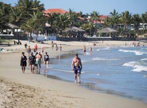 R. Dominicana exhibe datos de bajos contagios COVID en zonas turísticas