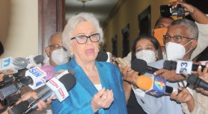 Ortiz Bosch asegura todos los nuevos funcionarios depositaron declaración