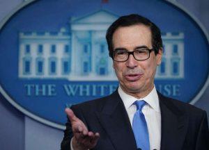 EEUU: Secretario Tesoro pide acuerdo bipartidistda para paquete estímulo
