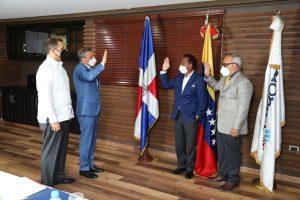 Juramentan 2 nuevos miembros delConsejo administrativo Refidomsa