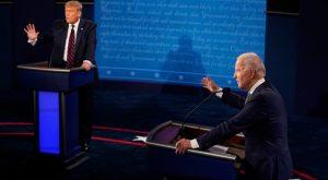 Trump acusa de corrupción al hijo de Biden y el demócrata le llama payaso