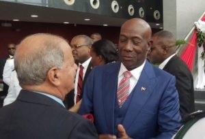 R. Dom. y Trinidad y Tobago expresan voluntad de fortalecer sus relaciones