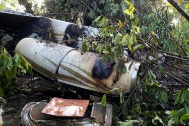 GUATEMALA: Muertos en accidente de avión con droga desde Venezuela