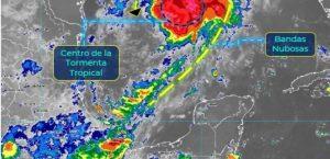 Tormenta Beta amenaza la costa de EEUU y huracán Teddy a Bermudas