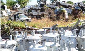 SANTIAGO; Denuncian trato irregular a vehículos y equipos en EDENORTE
