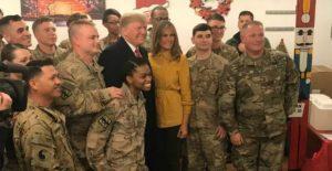 EEUU: Presidente Trump planea el retiro de más tropas de Irak