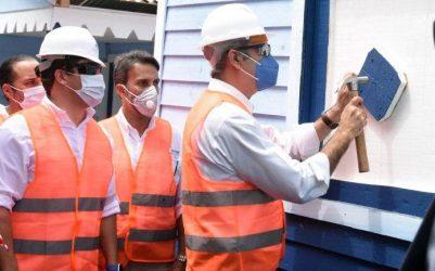 El Gobierno llama a licitación para reconstruir unas 30 mil viviendas