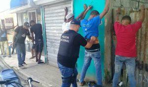 DICAN realiza 14 allanamientos en las últimas 24 horas; arresta 90 personas