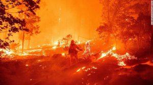 EEUU: Incendios forestales California han consumido 800.000 hectáreas