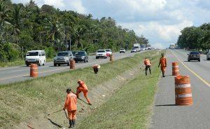 Obras Públicas anuncia reparación y ampliación de la autopista Duarte