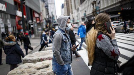 Proponen cierre de actividades en 9 zonas de NYC debido a la COVID-19