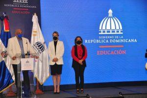 MINERD presenta campaña publicitaria Todos por la Educación