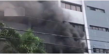Ministerio de Salud deja de publicar el boletín de la COVID-19 por el incendio