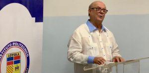 Hipólito destaca papel de los jesuitas en desarrollo de la R.Dominicana