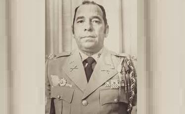 El asesinato del general Beauchamps Javier