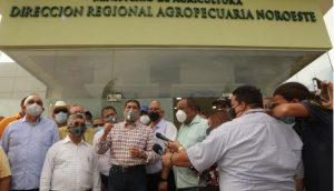 Gobierno paga 150 millones de pesos a productores de la Línea Noroeste